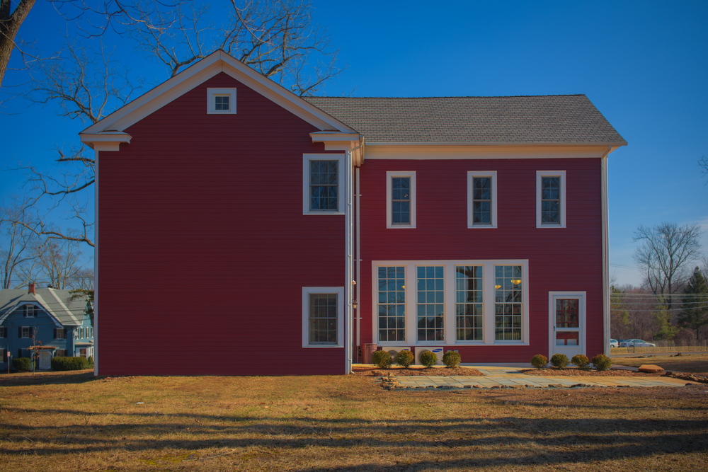 Hunterdon County Historic Renovation ~Tewksbury, NJ James Hardie