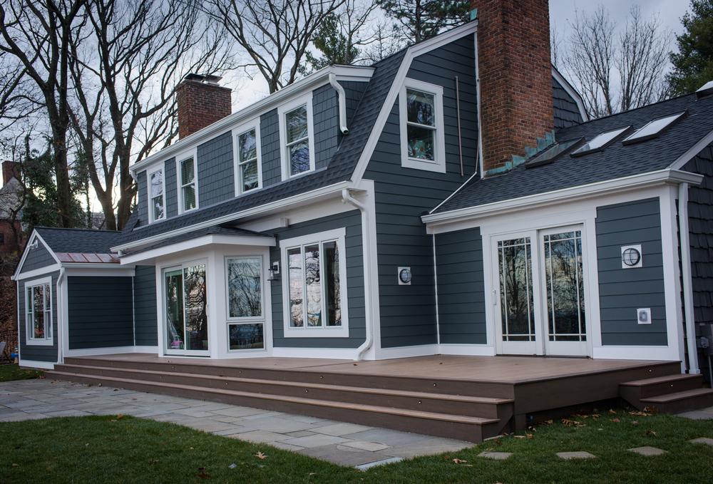 James Hardie Exterior Remodeling Cedar Grove New Jersey