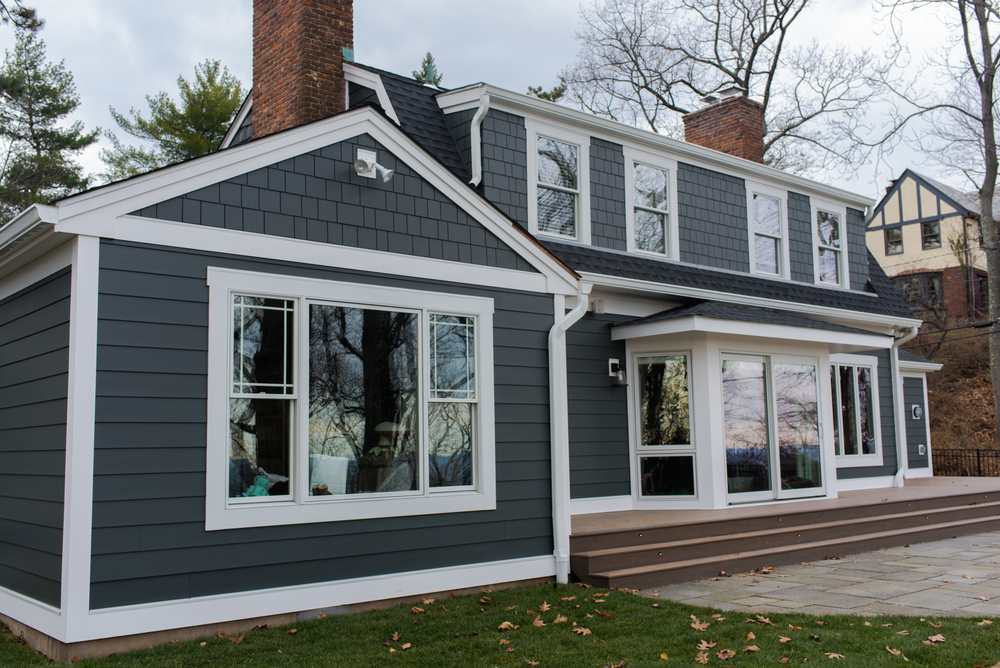 Very Fiber Cement Siding — Above & Beyond Exterior Remodelers FQ36