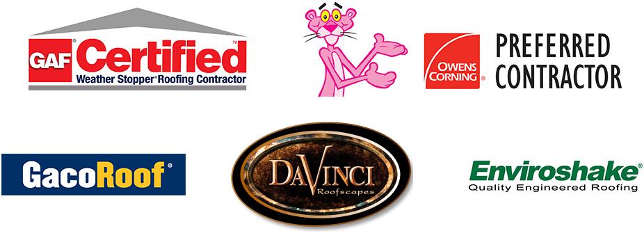 NJ Roofing Contractors Certified GAF OC DAVINCI GACO