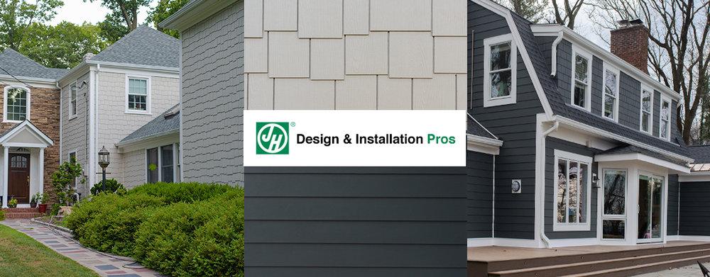 James Hardie Siding Design & Installation NJ
