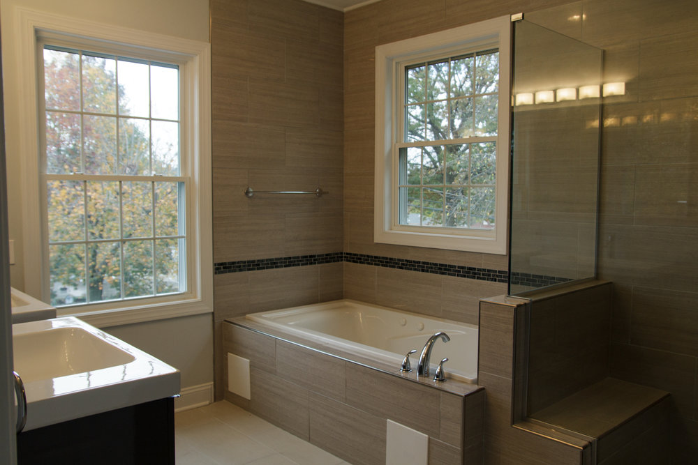 Bathrooms Remodeling And Contracting Short Hills NJ Above New Bath Remodeler Exterior