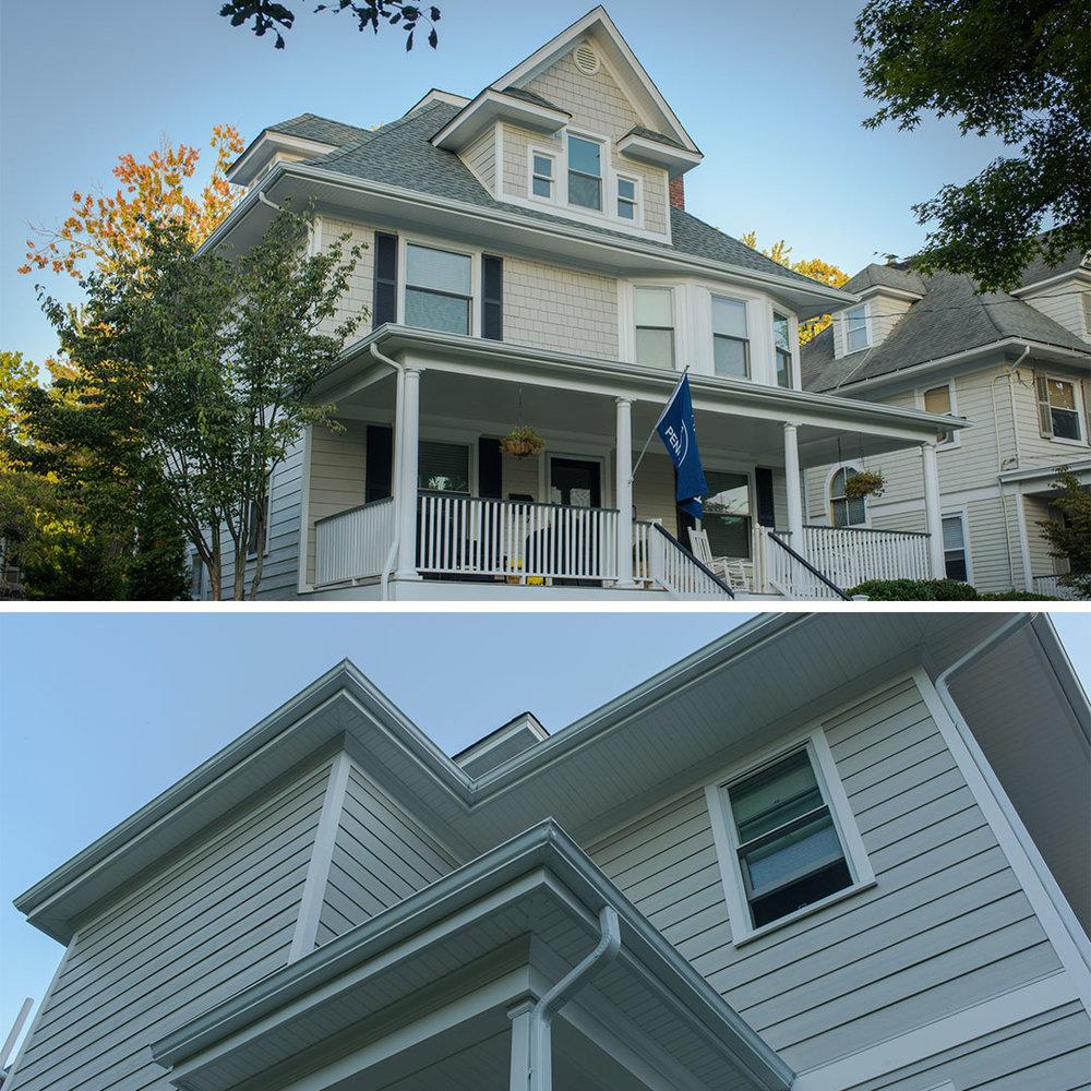 Siding, Roofing & Window Design in Westfield, New Jersey.