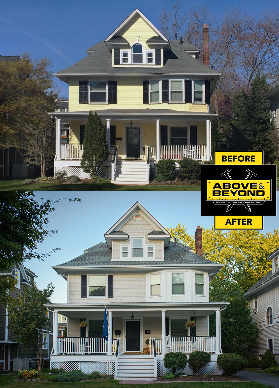 After Above & Beyond's Home Remodeling