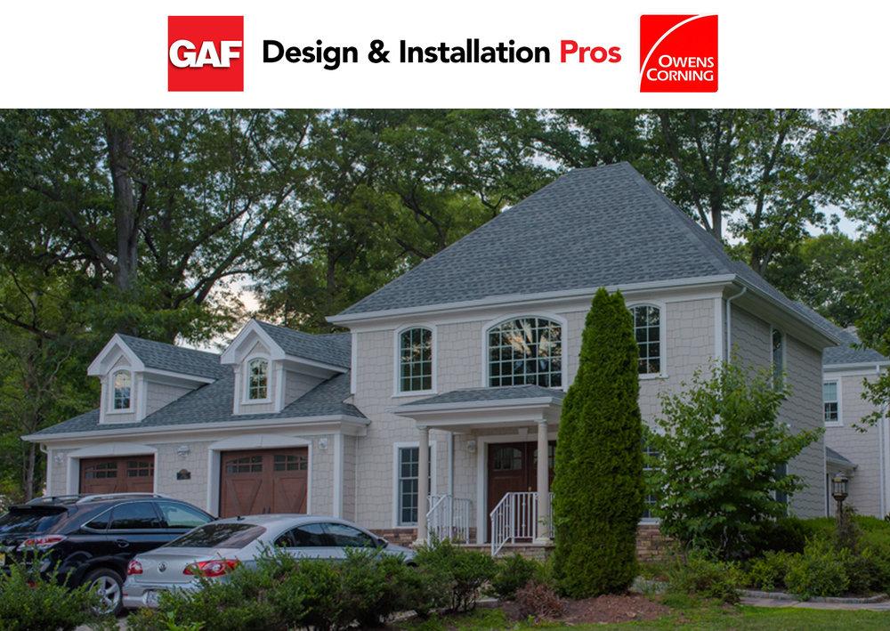 GAF-OwensCorning-Roof-Design- Install-Pros