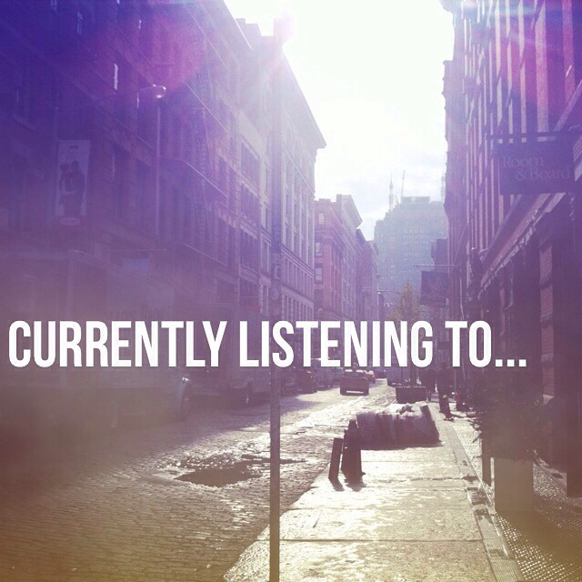 New CLT post on the blog! Check out what songs I was digging all of #March.. (link in bio)