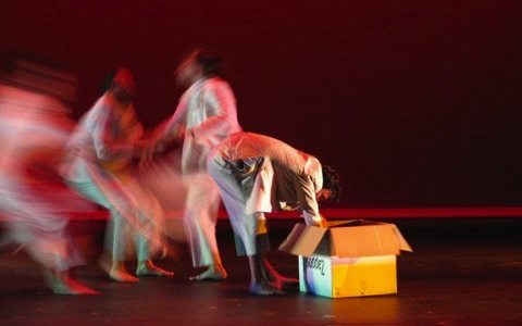 The Panic Show, Bumbershoot Festival, 2009