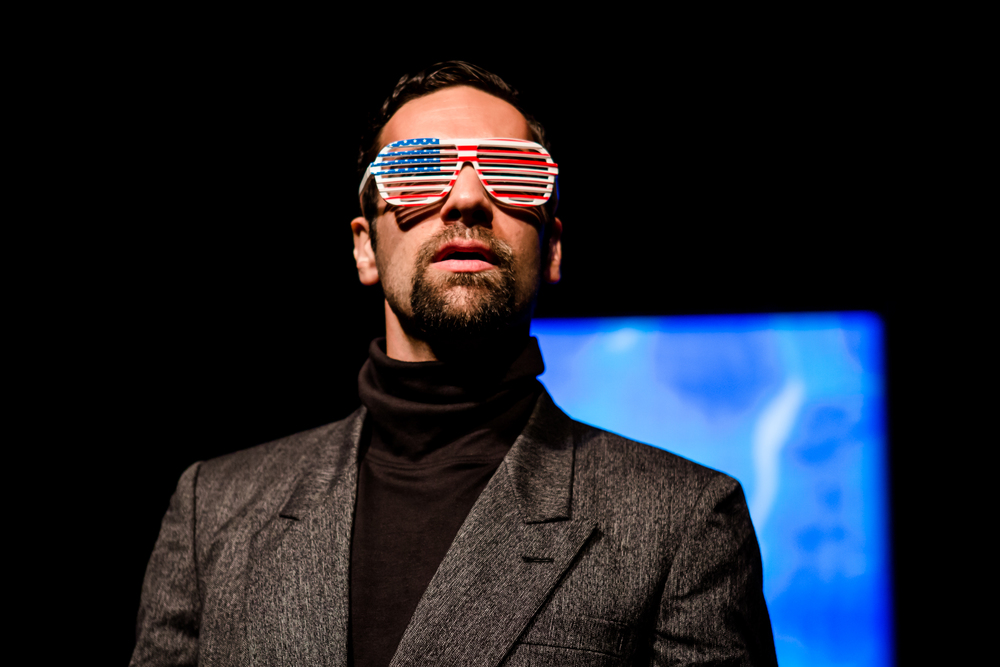 Party in the USA!, Edinburgh Fringe 2014 // photo Richard Davenport