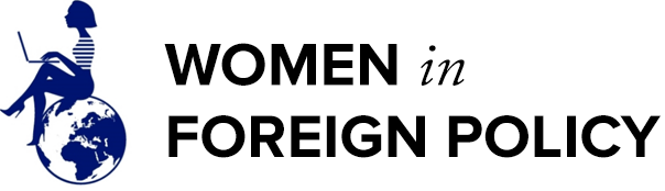 Women in Foreign Policy | #wifp