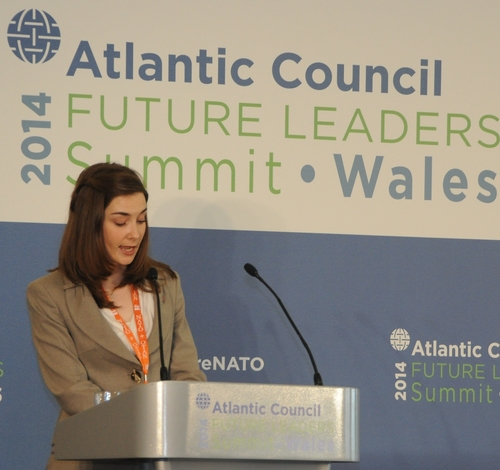 NATO Future Leaders Summit 2014, Introducing UK parliamentarian panel