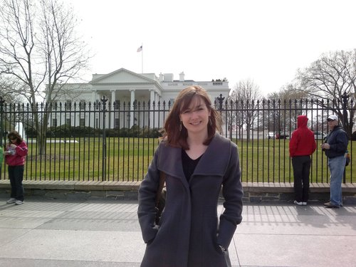 Fulbright 2012, White House