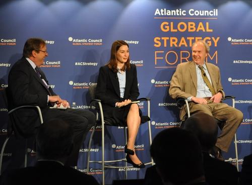 Global Strategy Forum, Atlantic Council, DC, April 2015