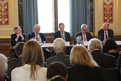 'The History, Role and Functions of the British Embassy in Paris' event at FCO