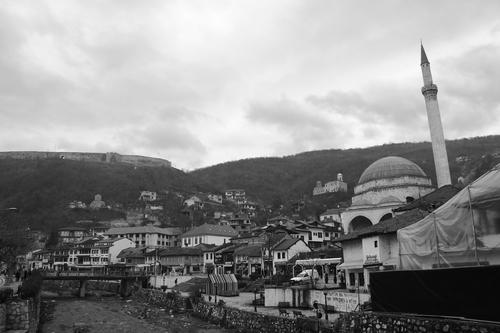 In Prizren, Kosovo