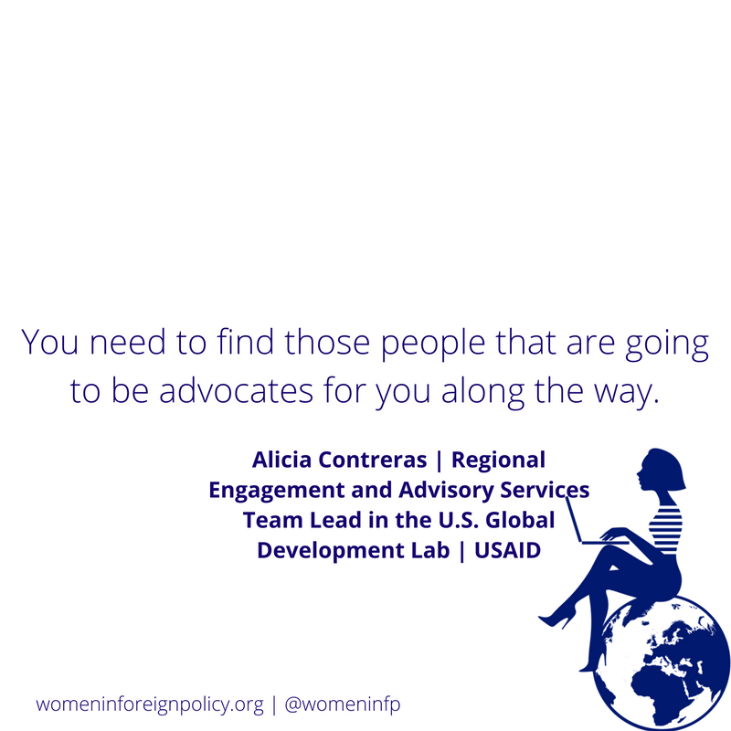 Alicia Contreras Regional Engagement and Advisory Services Team Lead in the U.S. Global Development Lab USAID 2.png