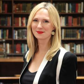 CV in brief:    Education:    BA Political Science , Carleton University, Ottawa, Ontario |  MA International Peace and Security , King's College London    Previously worked at:  Senior Programme Manager & Research Associate, James Martin Center for Nonproliferation Studies | Senior Research Fellow and Deputy Director, Proliferation and Nuclear Policy, Royal United Services Institute | Research Consultant, International Centre for Security Analysis | Trade Policy Analyst, Global Affairs Canada | Data Management Analyst, Canada Revenue Agency    Languages spoken:  English, German  Find Andrea online:        Linkedin   ,    Twitter    and at the        James Martin Center    for Nonproliferation Studies   Inspired by Andrea's career?  Here are related career opportunities:   Apply for an internship or fellowship at the  James Martin Center  for Nonproliferation Studies | Start a career in defence and security at the  Royal United Services Institute  |Apply for the  Non-proliferation and Intelligence Internship Programme  at International Centre for Security Analysis (from Summer 2017) | Find jobs with the  Canadian Government     Relevant Reads:         Thinking About Nuclear Weapons: Principles, Problems, Prospects,      Michael Quinlan;    On Nuclear Deterrence:      the Correspondence of Michael Quinlan,   Tanya Ogilvie-White.   Exclusive interview with Ella Bowie, in London, 20 January, 2017.