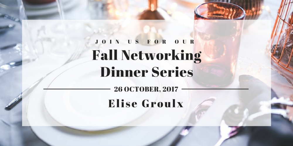 WIFP event with Elise Groulx