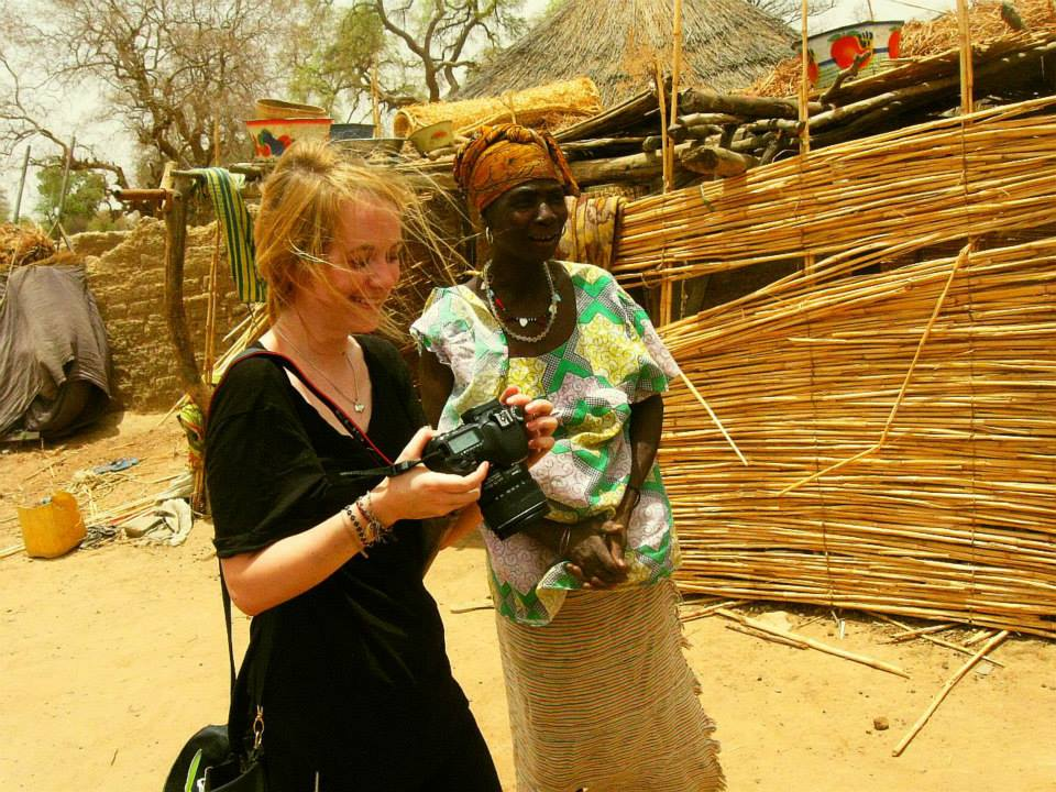 Sally Hayden reporting in Burkina Faso
