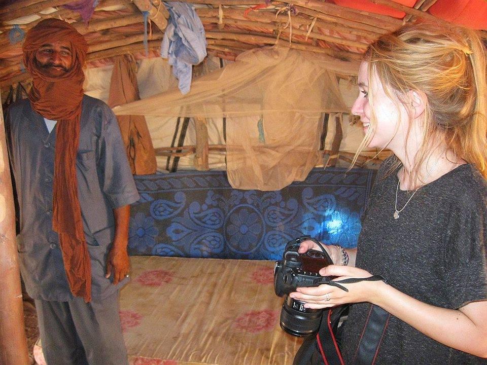 Sally Hayden reporting in Burkina Faso.