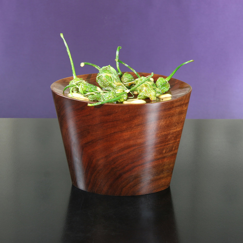 Walnut Pedestal with Sishitos.jpg