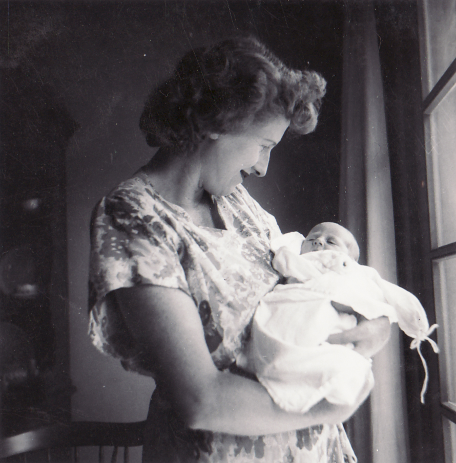03 - Laura Hall - 1951 Mom and me.jpg