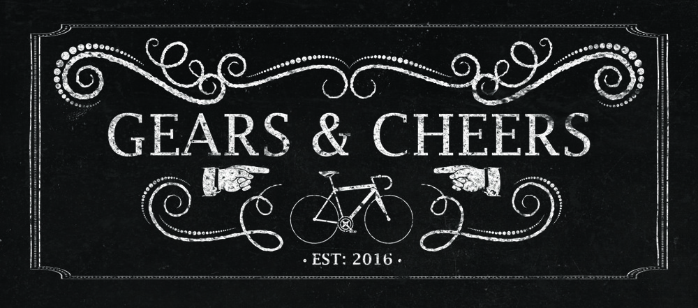 bike gears and cheers