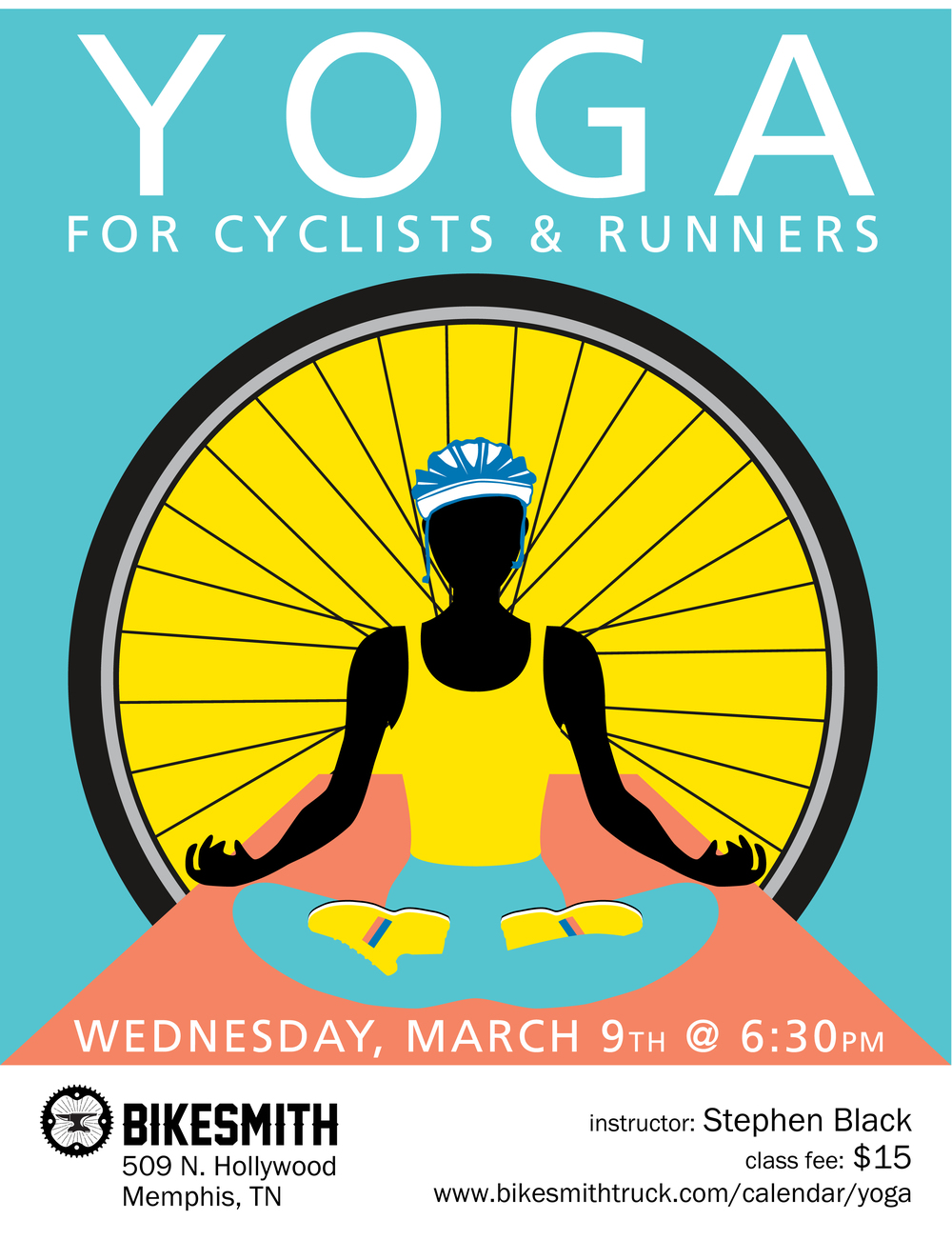Yoga for bikers and runners