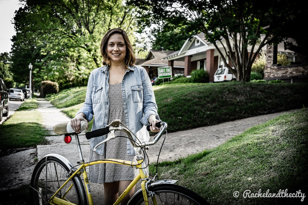Bike Advocate Sara Studdard