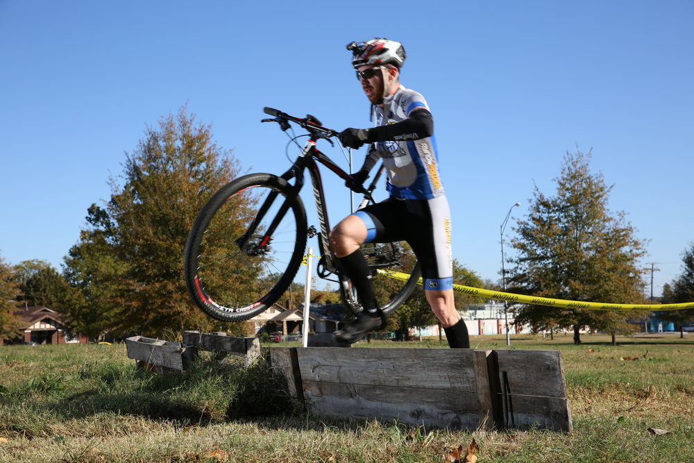 Cyclocross barrier