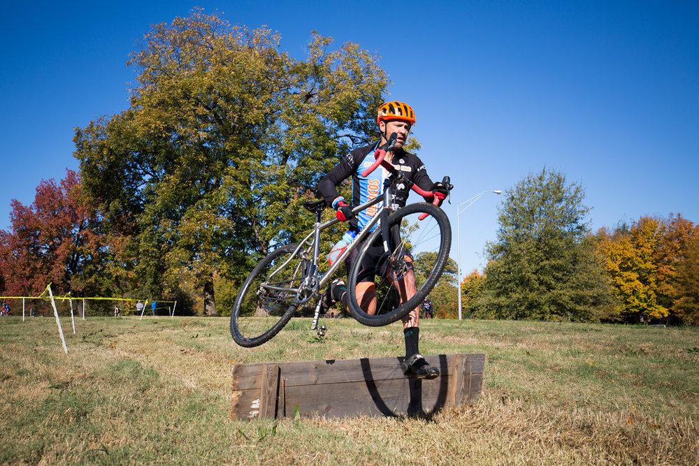 Cyclocross jump