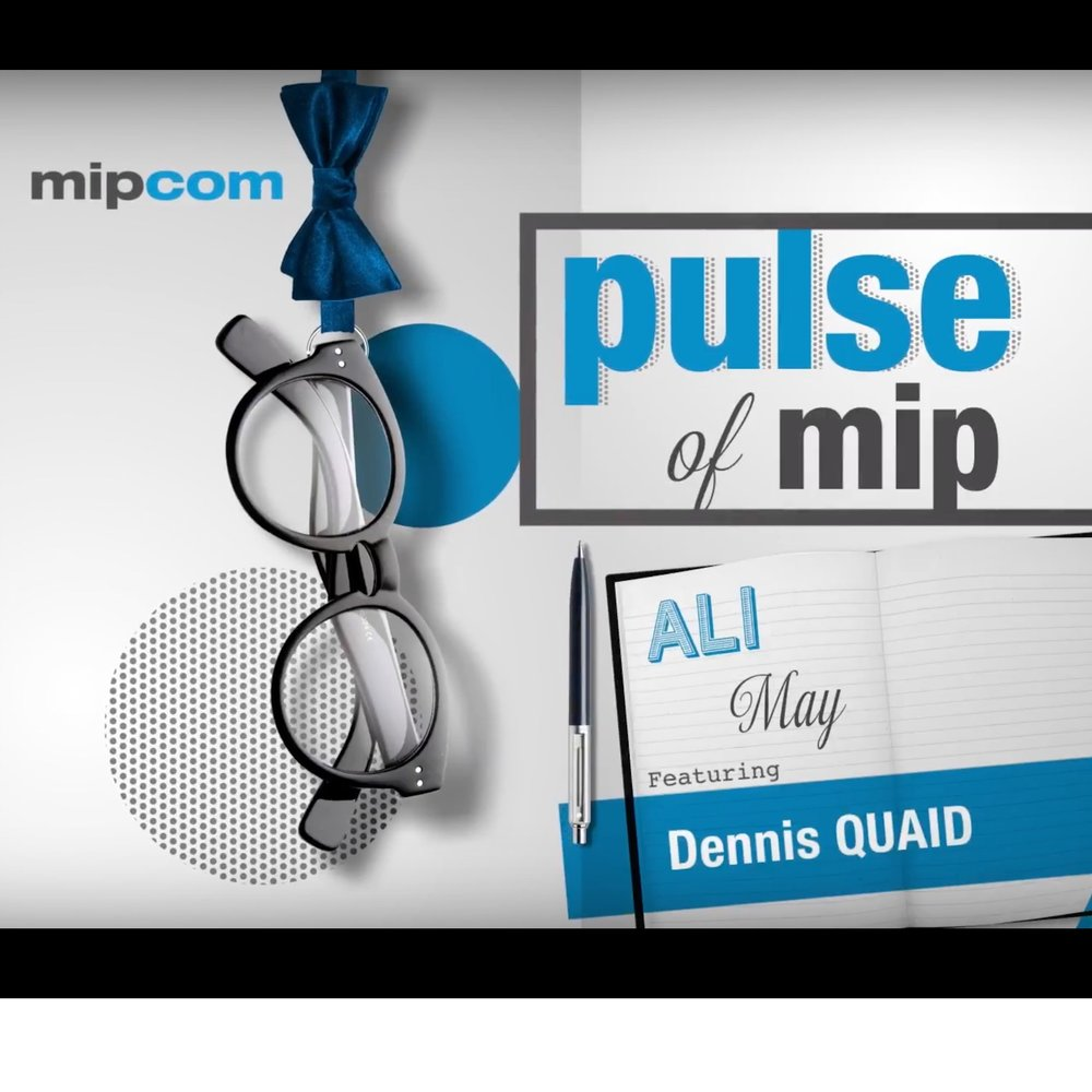 Created the Pulse of MIP interview format for Reed Midem's MIPTV & MIPCOM, bringing warmth, humour and fun to the content industry's most-important trade shows.