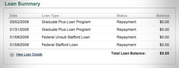 LoanSummary