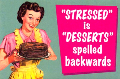 Stressed Homemaker