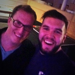 Blake and Daniel Malone