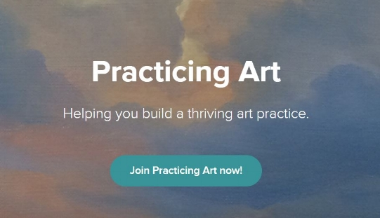Practicing Art - Online Courses with Kathleen  - Full online courses!