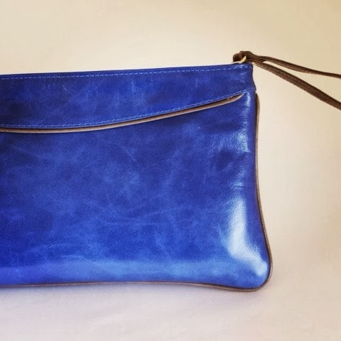 Kerry Wristlet -  a simple slip on the wrist and you're ready to go!