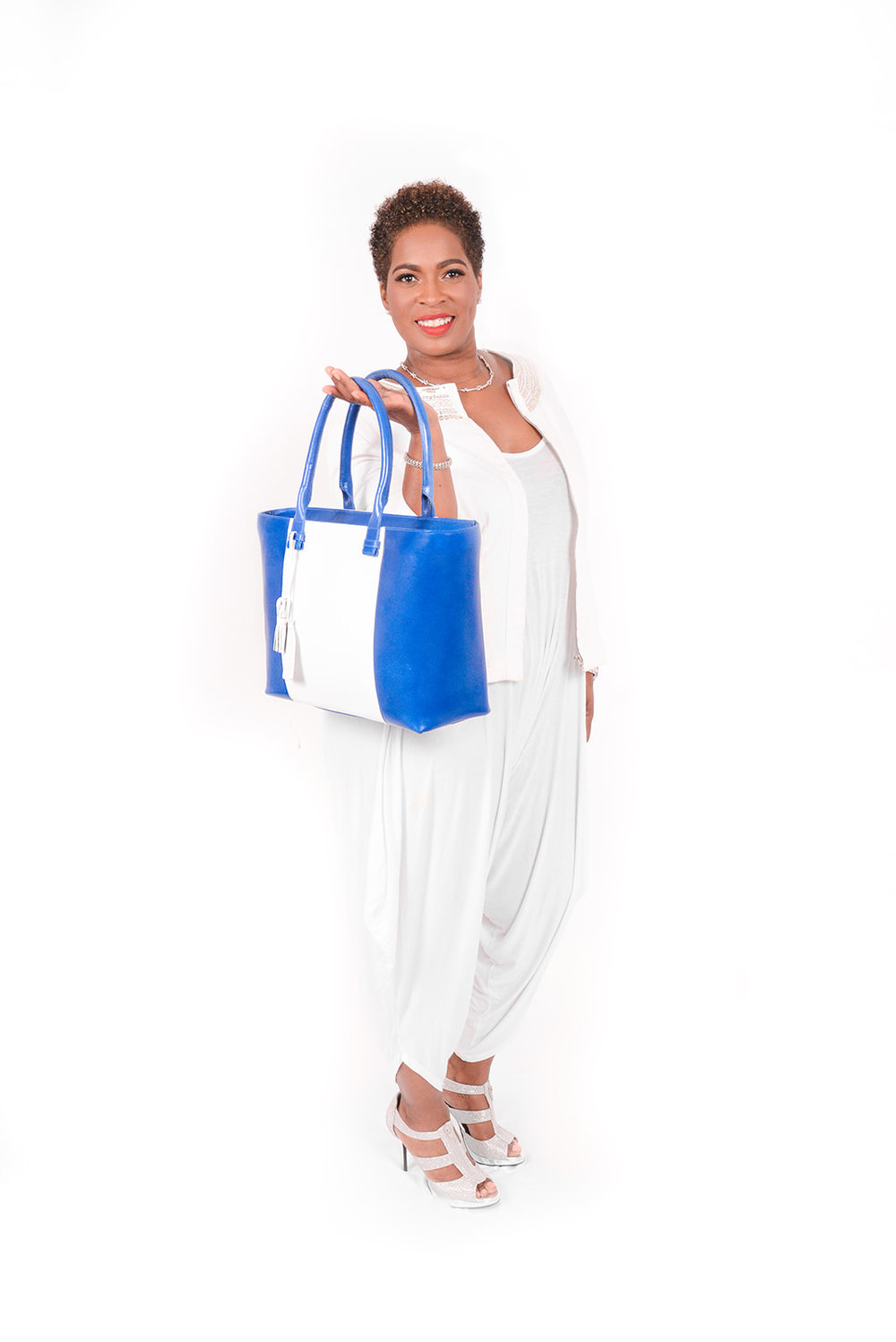 Zeta Blue and White Tote.jpg