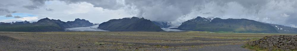 Vatnajökull Glaicer,Iceland