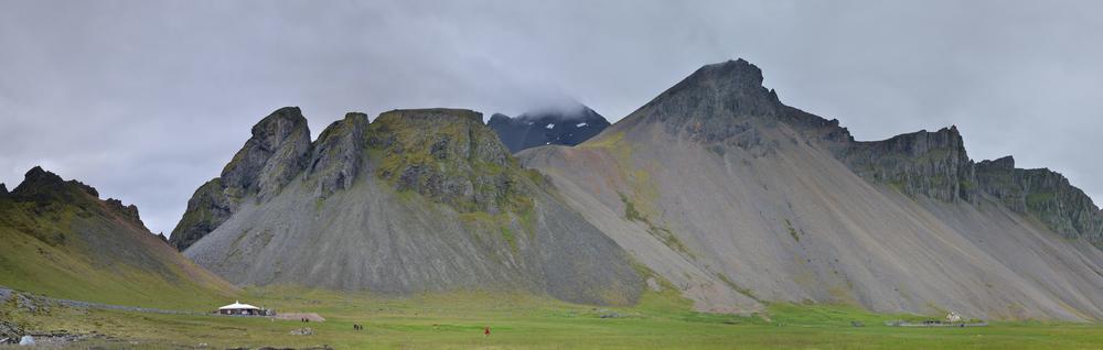 Vestrahorn , Iceland