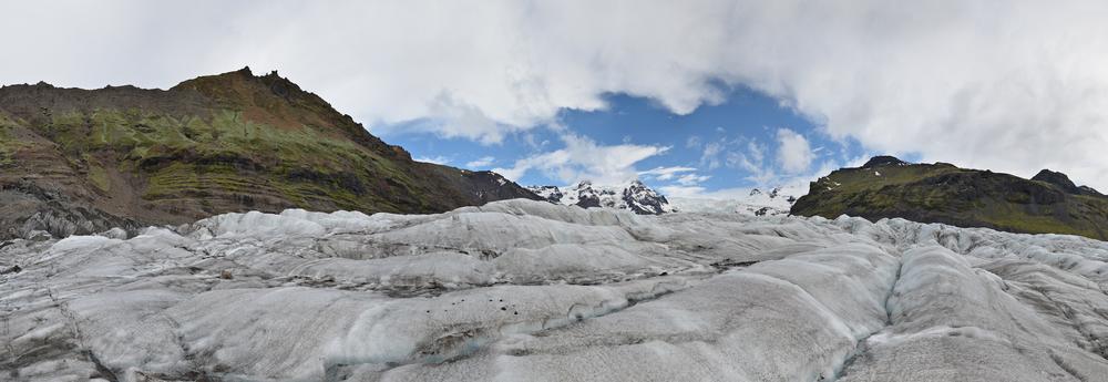 Vatnajökull,Iceland