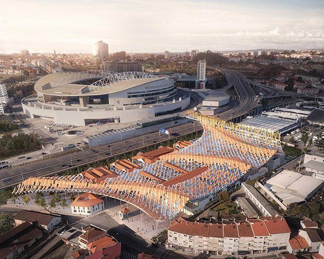 Kengo Kuma + OODA to transform porto slaughterhouse into a new cultural complex. Visit www.architectureforfuture.com