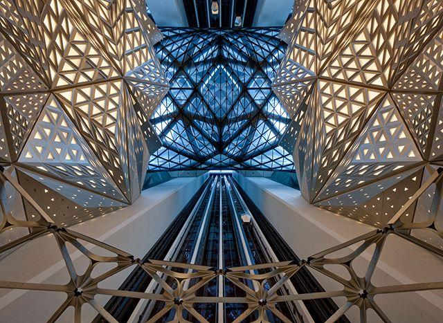 Zaha Hadid Architects unveils Morpheus hotel in Macau. Visit www.architectureforfuture.com