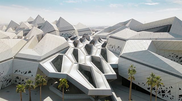 Zaha Hadid Architects releases video of King Abdullah Petroleum Studies & Research Centre. Visit www.architectureforfuture.com