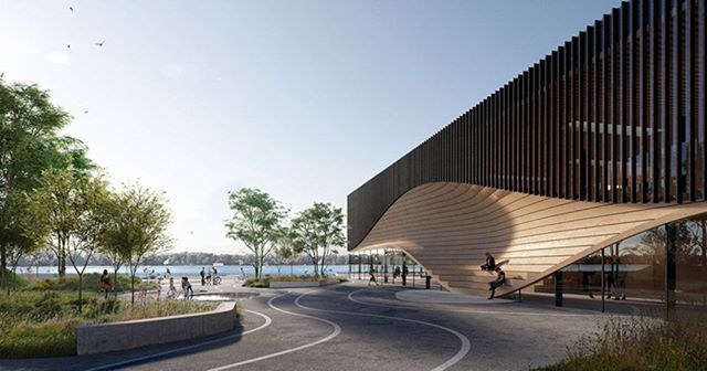 3XN wins competition to design a new waterfront climatorium in Denmark. Visit www.architectureforfuture.com