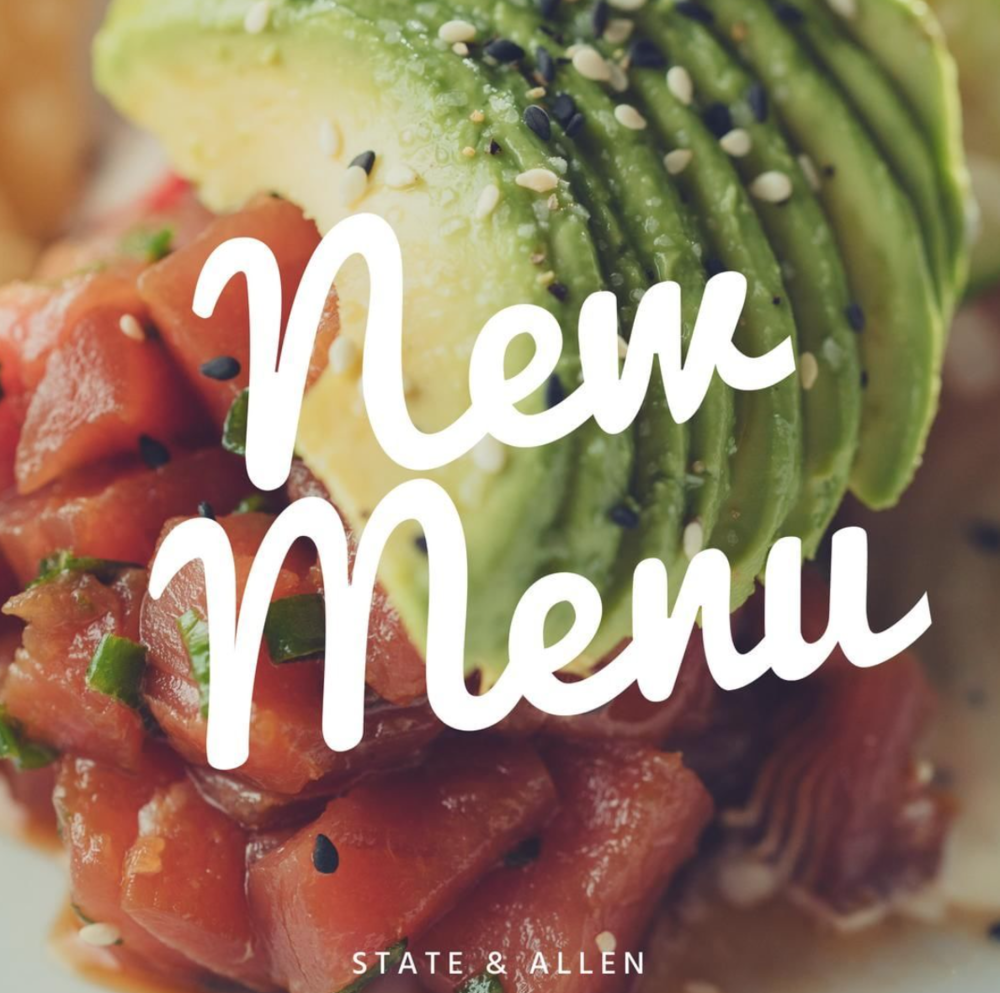 state and allen best restaurant dallas texas new menu