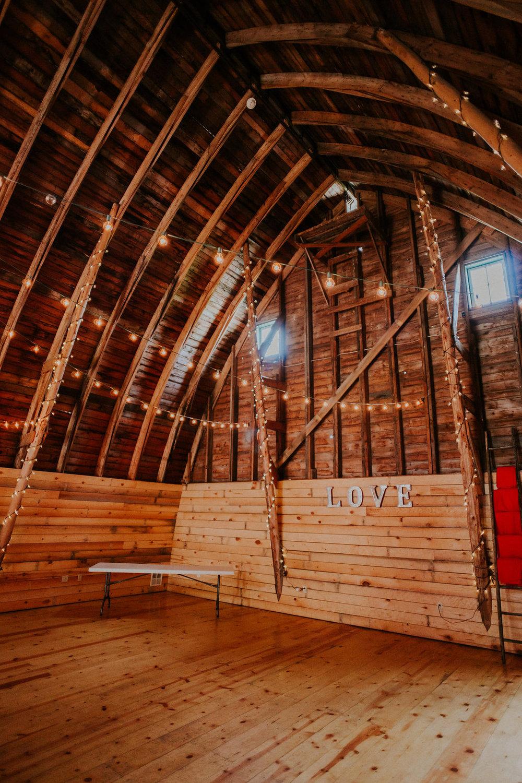 Buildings and Spaces Brule River Barn – Lumber Broker