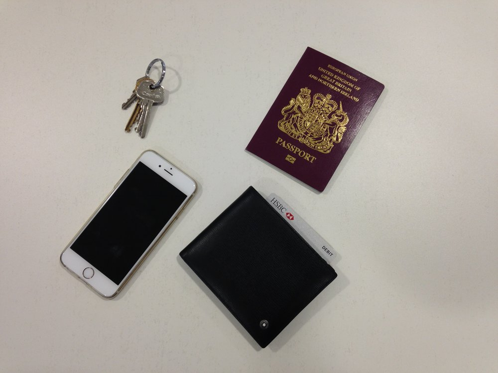 Losing your passport when travelling