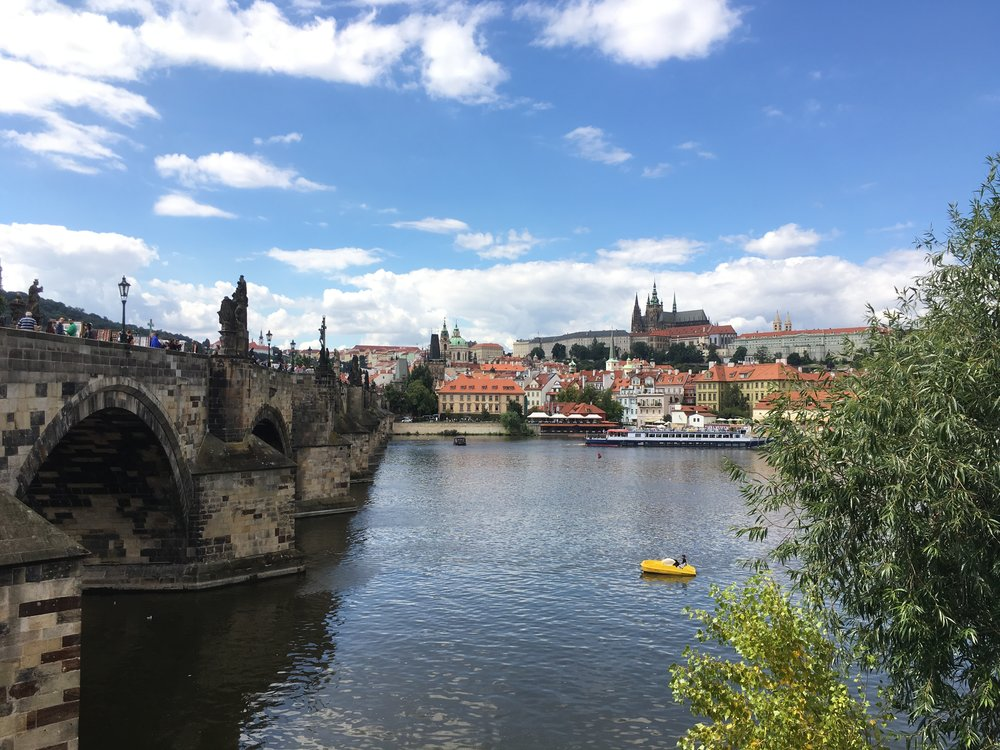 Where to go in Prague