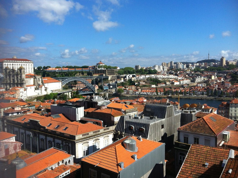 Culture, creativity and port wine in Porto