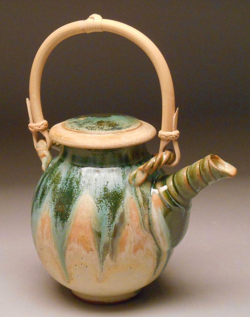 Tea Pot, SOLD